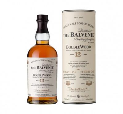 Balvenie 12 Anos Doublewood David C. Stewart 0.70L