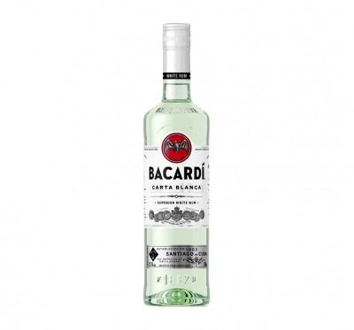 Rum Bacardi Carta Blanca 0.70L