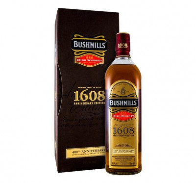Irish Bushmills 1608 Anniversary Edition 0.70L