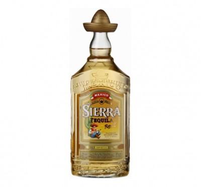 Tequila Sierra Gold 0.70L