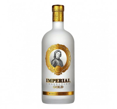 Vodka Imperial Gold 0.70L