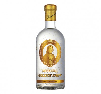 Vodka Imperial Golden Snow 0.70L