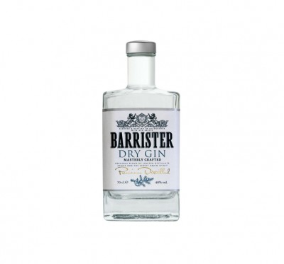 Gin Barrister 0.50L