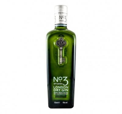 Gin Nº3 0.70L
