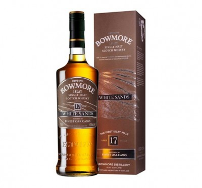 Bowmore 17 Anos White Sands 0.70L