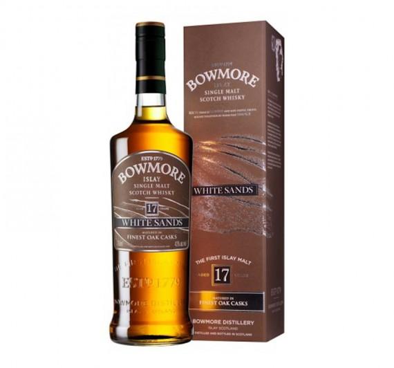 Bowmore 17 Anos White Sands 0.70L