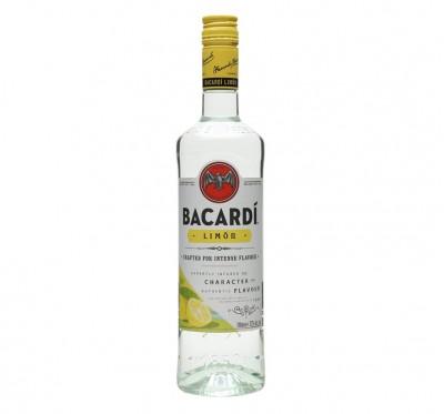 Rum Bacardi Limón 0.70L