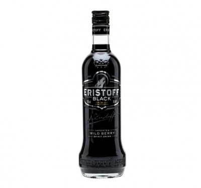 Vodka Eristoff Black 0.70L