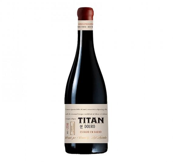 Titan of Douro Estágio em Barro 2016 Tinto 0.75L