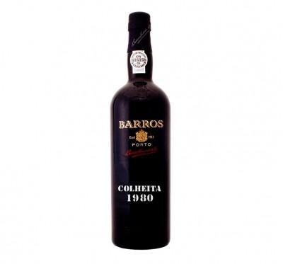 Porto Barros 1980 Colheita 0.75L