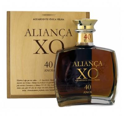 Aguardente Aliança 40 Anos 0.50L