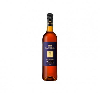 Moscatel Roxo Bacalhôa 5 Anos 0.75L