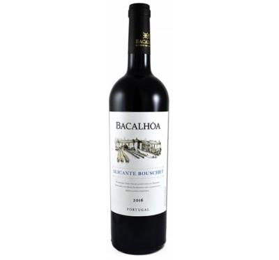 Bacalhoa Alicante Bouschet 2016 Tinto 0.75L