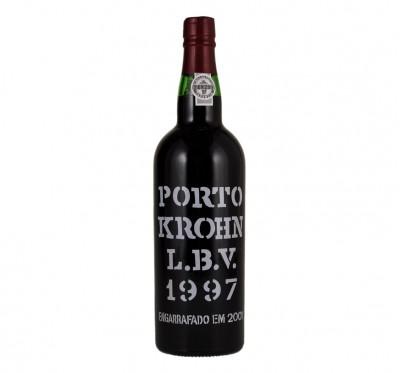 Porto Krohn 1997 LBV 0.75L