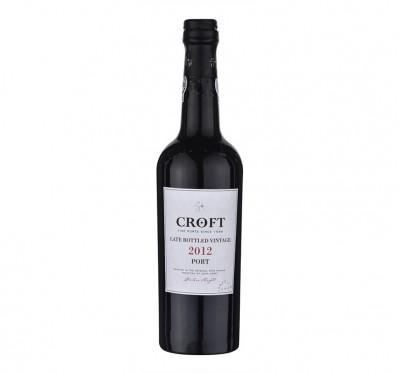Porto Croft LBV 2012 0.75L