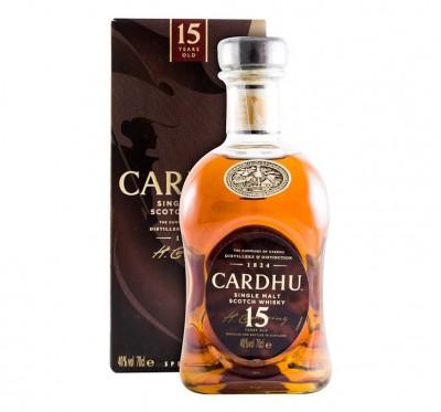 Cardhu 15 Anos 0.70L