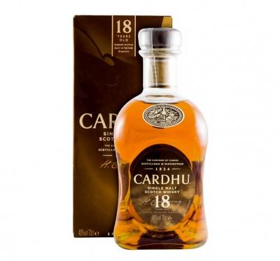Cardhu 18 Anos 0.70L