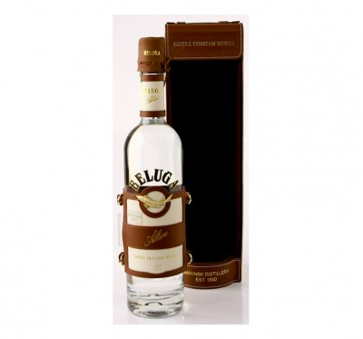 Vodka Beluga Allure Leather GB 0.70L