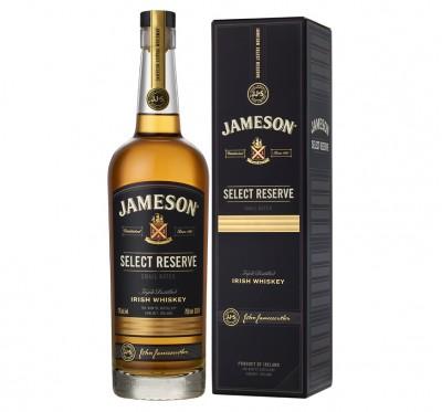 Irish Jameson Select Reserve 0.70L