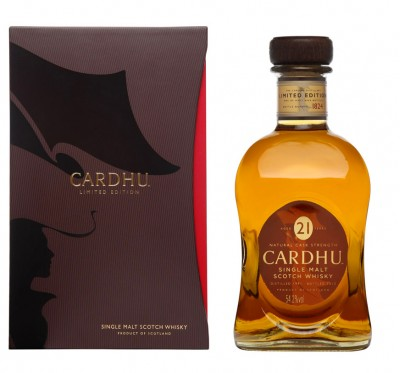 Cardhu 1991 21 Anos 2nd Release 0.70L