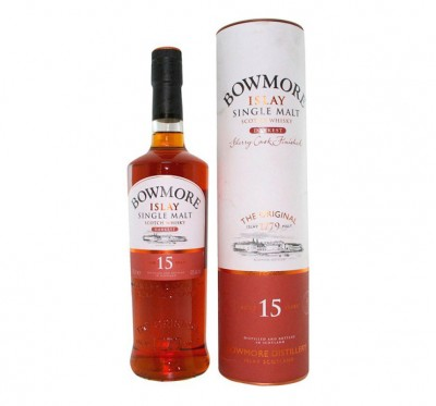 Bowmore 15 Anos Darkest 0.70L