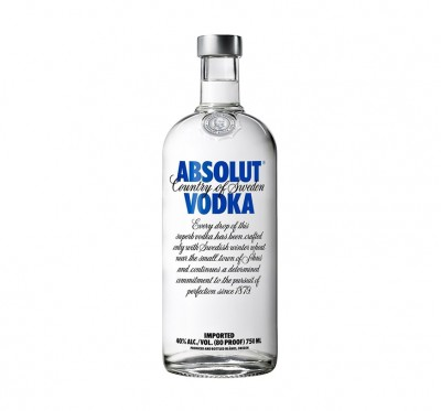 Absolut Vodka 0.70L