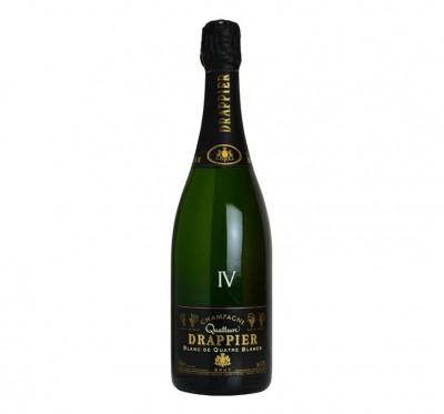 Champagne Drappier Quattuor IV Brut 0.75L