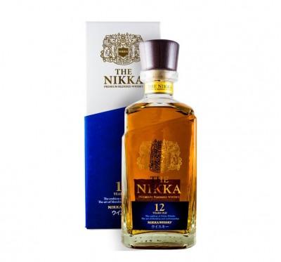 Nikka 12 anos 0.70L