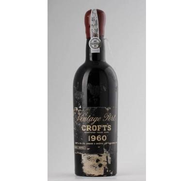 Porto Croft´s 1960 Vintage 0.75l