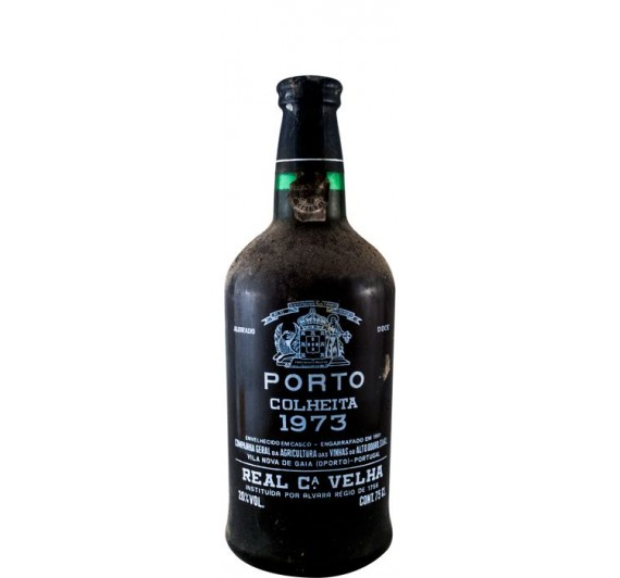 Porto Real C. Velha Colheita 1973 0.75L